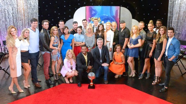 The 19th season of Dancing With the Stars on ABC