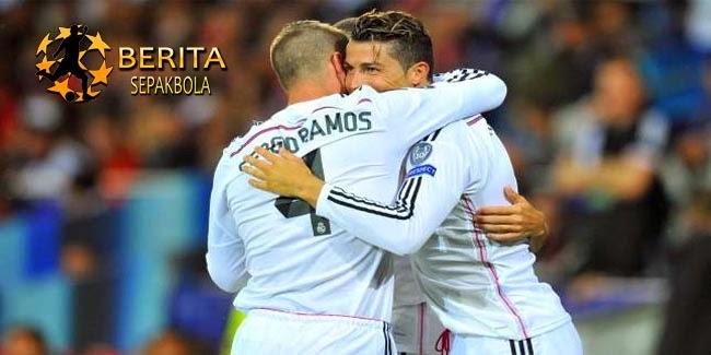 """""""Perlu Kata-kata Baru untuk Lukiskan Ronaldo"""""""