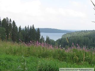 озеро Весиярви