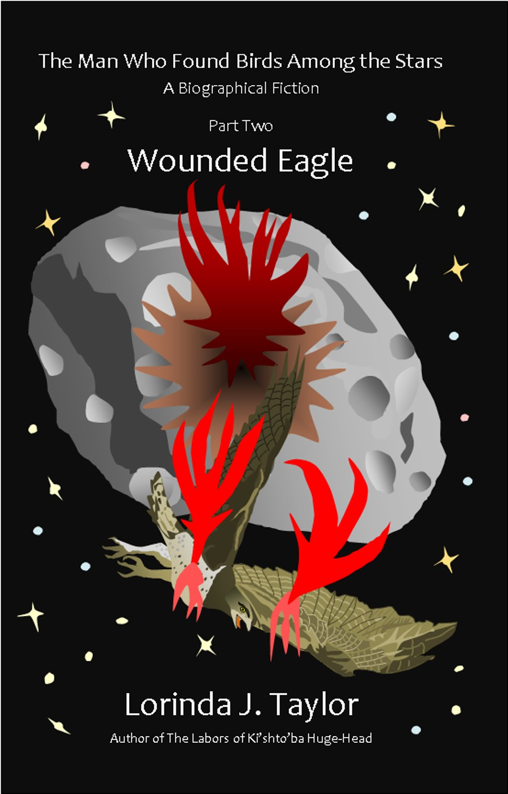 Man Who Found Birds among the Stars, Pt.2: Wounded Eagle