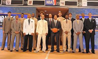 2008 NBA Draft class