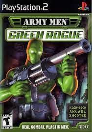 Army Men - Green Rogue - PS1 - ISOs Download