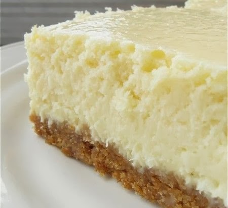 Vanilla Bean Cheesecake Bars - Cook'n is Fun - Food Recipes, Dessert ...