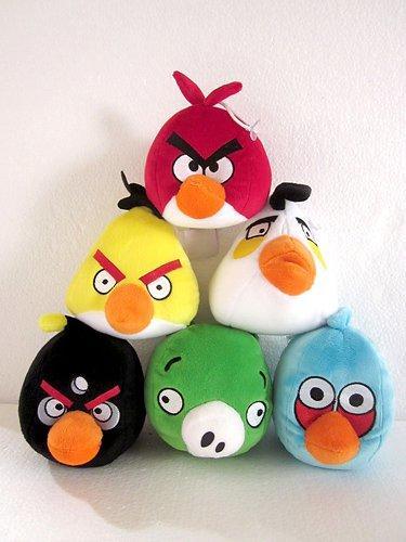 Angry Birds Shop: Jual Boneka Angry Birds Lucu Berbagai Ukuran