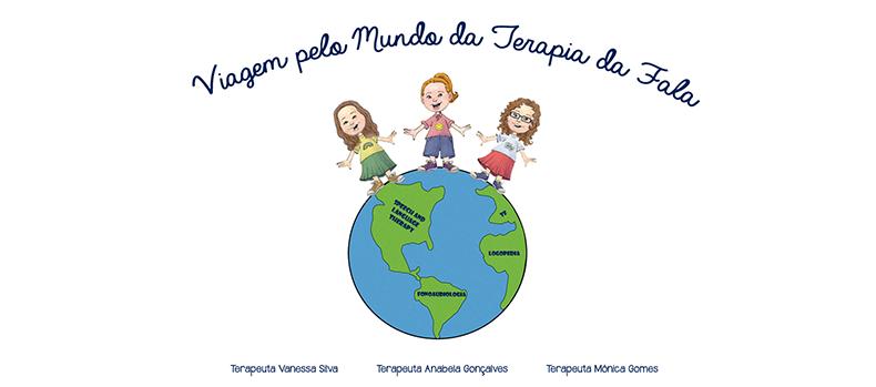 Viagem pelo Mundo da Terapia da Fala