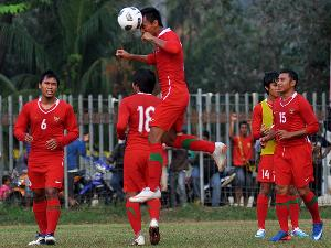 Video Pertandingan Bola Indonesia vs Turkmenistan Leg 2