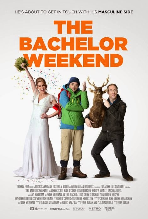 The Bachelor Weekend (2013) WEBRip 375MB
