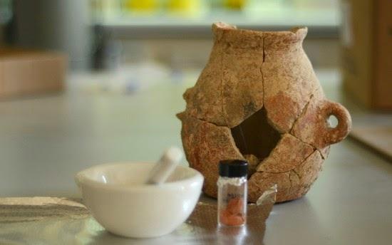Ελαιόλαδο 8.000 ετών βρέθηκε σε αρχαίο αμφορέα
