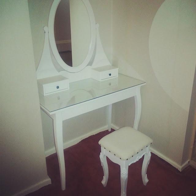 Hemnes dressing table