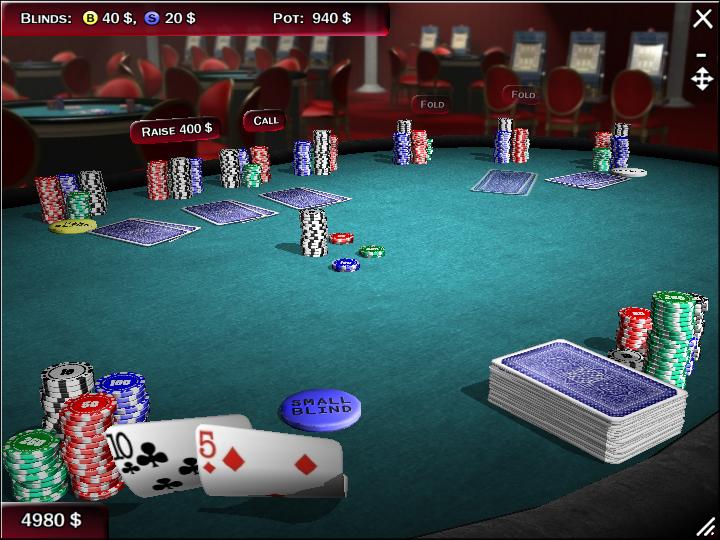 Trainer texas holdem poker 3d