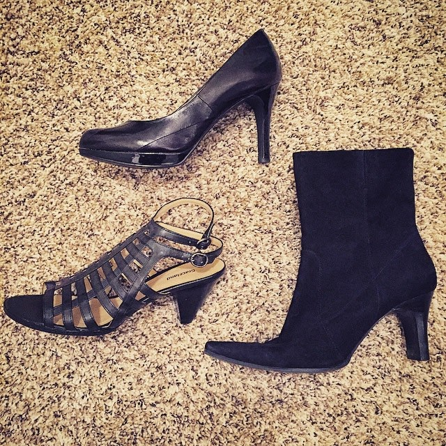 #thriftscorethursday Week 47 | Instagram user: aninspirednest shows off this SHOES