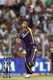 Sunil Narine cleared his bowling action for IPL 2015
