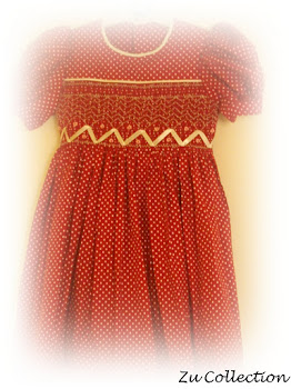 smocking dress rm140