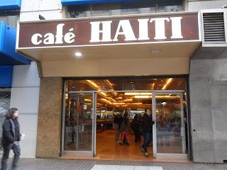 Uno de los cafés con piernas más conocidos.