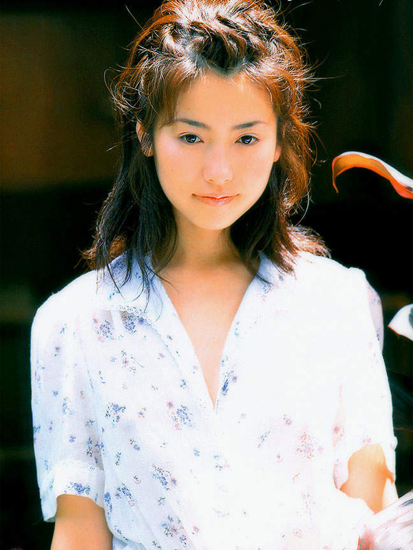Azumi Kawashima Beautiful