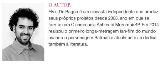 Festim das 12 cadeiras, Elvis DelBagno, Editora Schoba