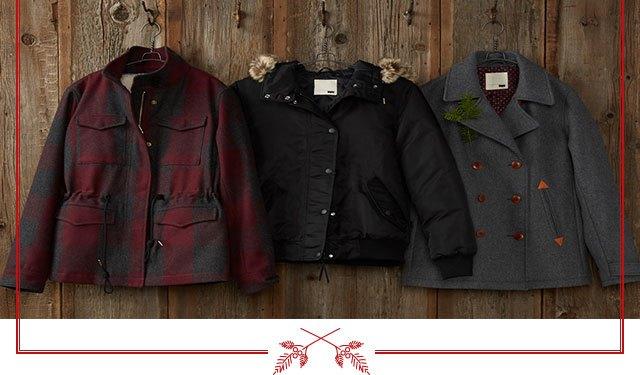 Levi Men's Jackets