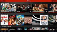 Netflix app na Google Play
