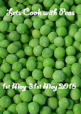 Lets cook with Peas