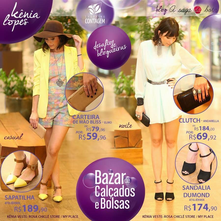 Vote #DesafiodeBlogueiras Shopping Contagem