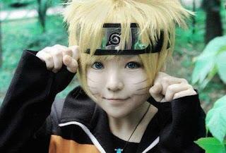 Cosplay Naruto Paling Keren