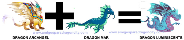 como sacar el dragon luminiscente en dragon city 2