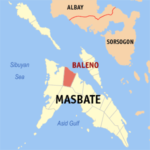 baleno masbate news