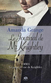 Couverture Le Journal de Mr Knightley de Amanda Grange