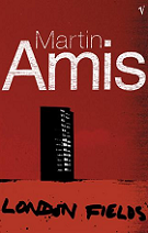 London Fields by Martin Amis book cover