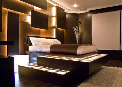 Modern Bedroom Ideas and Design