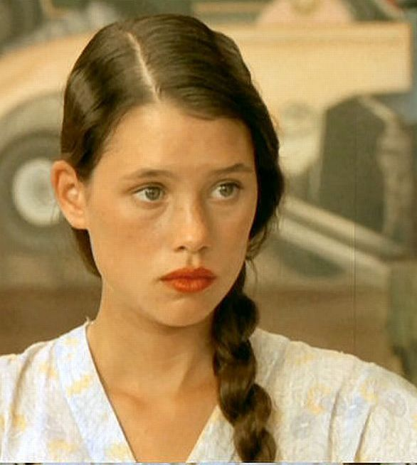 French Hot  Actress Girl Astrid Berges Frisbey Unseen Hot Pictures