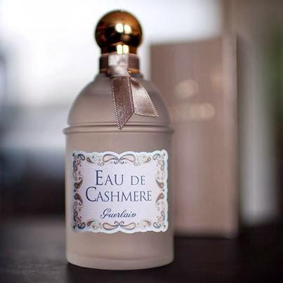 perfume shrine guerlain 39 s mademoiselle guerlain eau de cashmere new fragrances. Black Bedroom Furniture Sets. Home Design Ideas