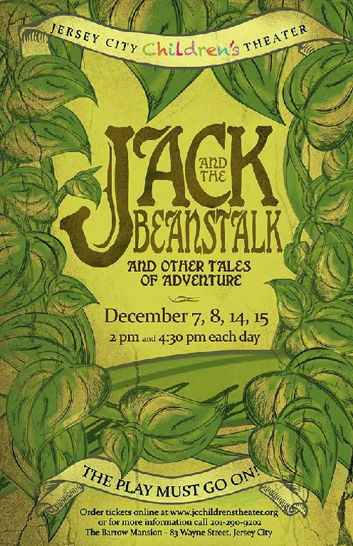 JC Children's Theater Presents: Jack and the Bean Stalk and other tales of adventure
