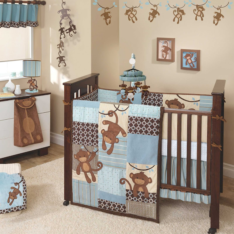 BABY Month! TinyTotties Baby Bedding Giveaway - Thrifty Nifty Mommy