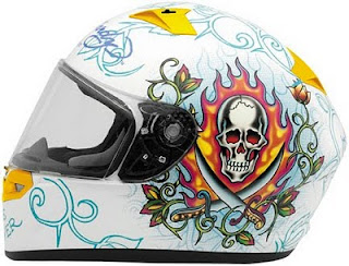 all motorcycle apparels helmets is primary importance