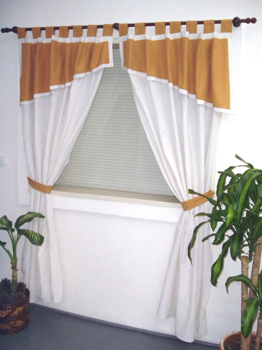 Things for the home textile and home atmosphere curtains - Estilos de cortinas ...