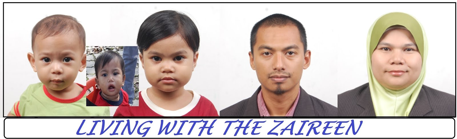 LIVING WITH THE ZAIREEN