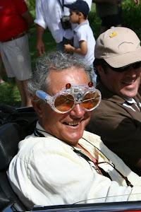 O membro da Squadra e grande Alfista Humberto Freitas
