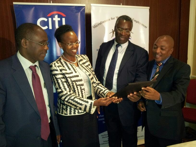 Citi-Microentrepreneurship awards launch in Nairobi