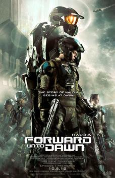 Halo 4 Forward Unto Dawn 2012 Part 1
