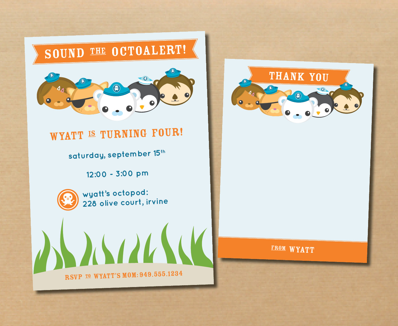 Octonauts Birthday Invitations correctly perfect ideas for your invitation layout