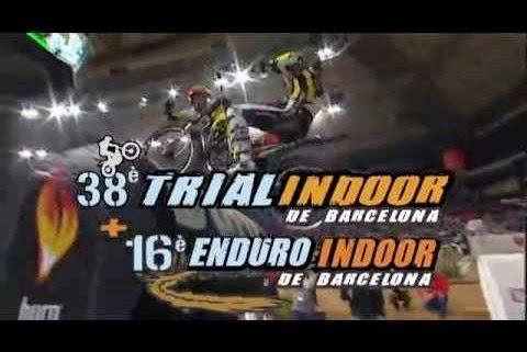 Trial y Enduro Indoor de Barcelona 2015