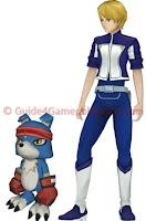 Tamer Digimon Master Online Thomas