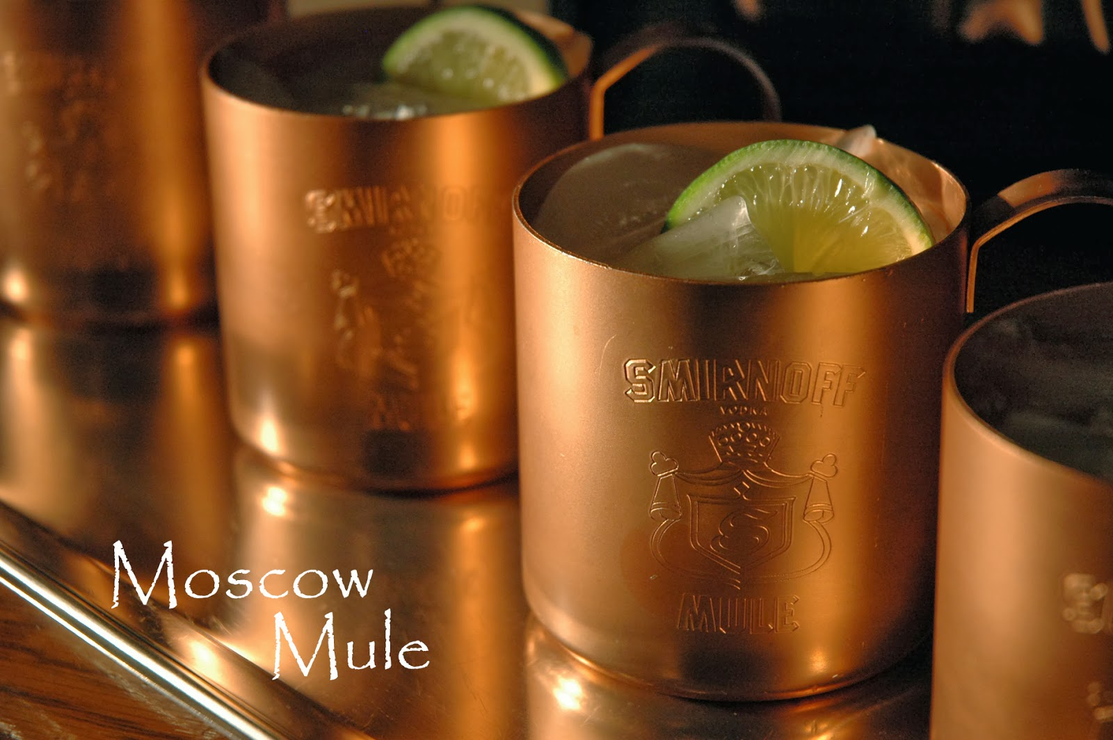 The Moscow Mule Recipe — Dishmaps