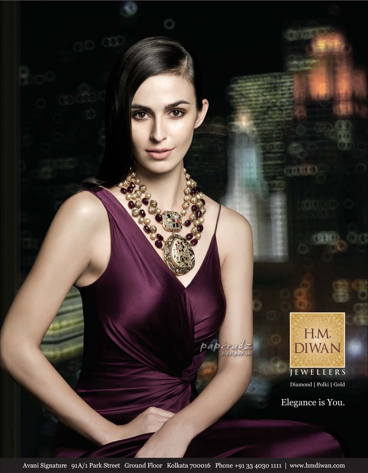 hm diwan jewellers kolkata advertisements news paper ForHm Diwan Jewellers