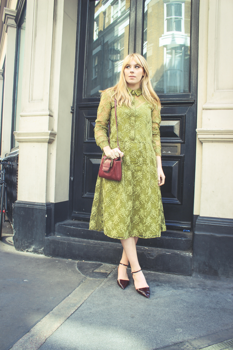 LFW Street Style Fashion Blogger - The Goodowl