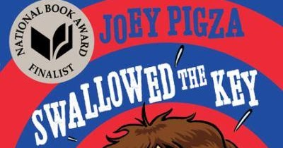 UMS Tigers Read: STUDENT REVIEW - Joey Pigza Swallowed the Key by ...