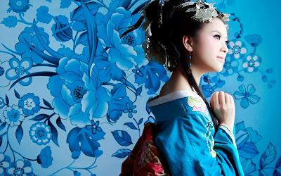 Hermosa mujer asiática - Beautiful asian girl