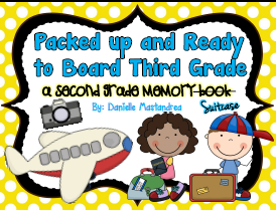 https://www.teacherspayteachers.com/Product/End-of-the-Year-Second-Grade-Memory-Book-Suitcase-CRAFTIVITY-703266