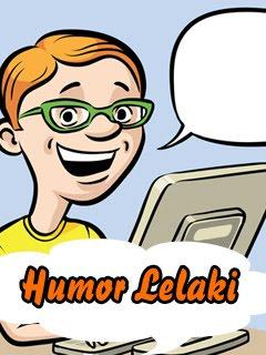 Kumpulan Humor Lelaki Dewasa